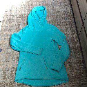 Old Navy fleece lined pullover hoodie